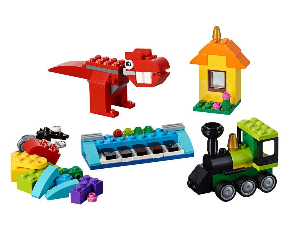 LEGO Set 11001-1 Bricks and Ideas (Model - A-Model)