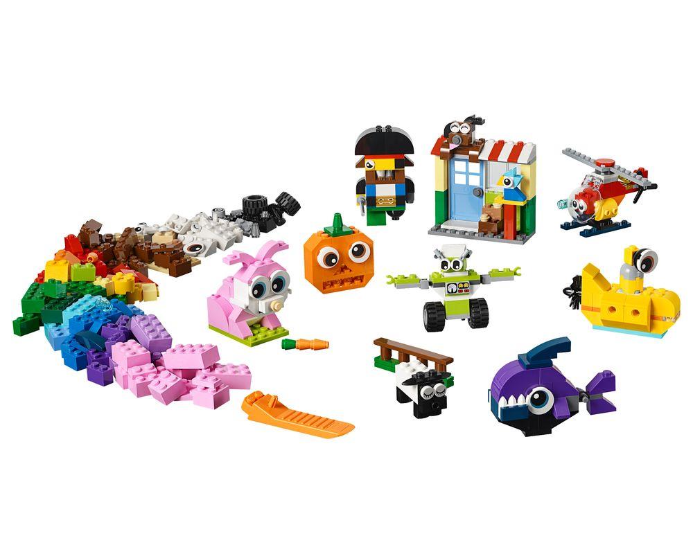 LEGO Set 11003-1 Bricks and Eyes (LEGO - Model)