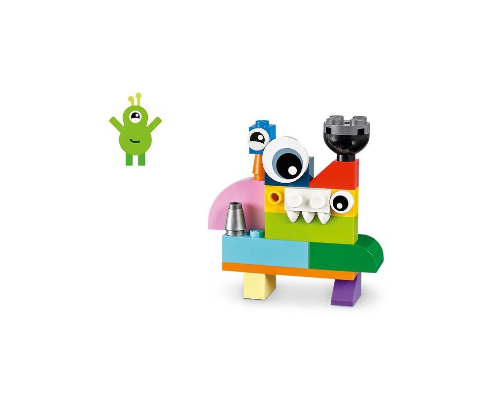 LEGO Set 11003-1 Bricks and Eyes
