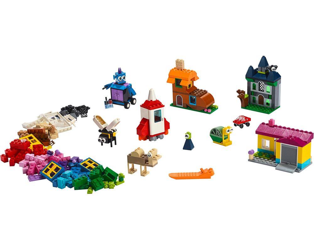LEGO Set 11004-1 Windows of Creativity (Model - A-Model)