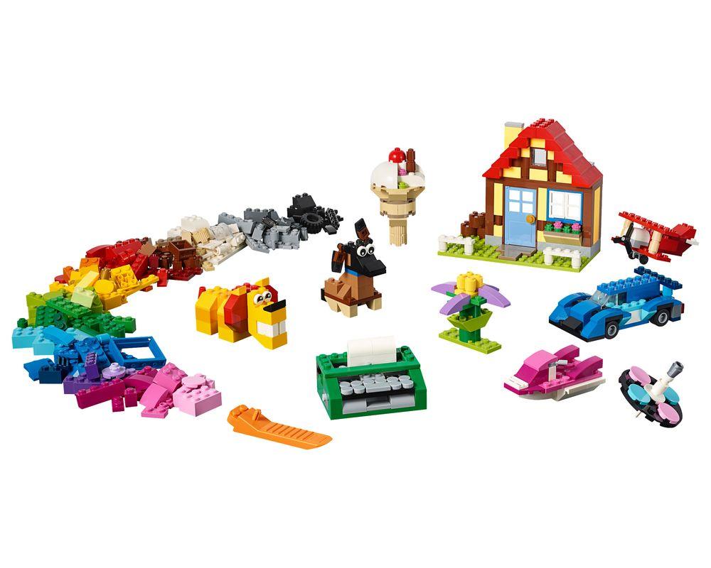 LEGO Set 11005-1 Creative Fun (Model - A-Model)
