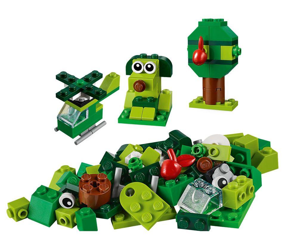 LEGO Set 11007-1 Creative Green Bricks