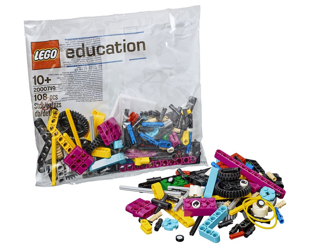 LEGO Set 2000719-1 SPIKE Prime Replacement Pack (2020 ...