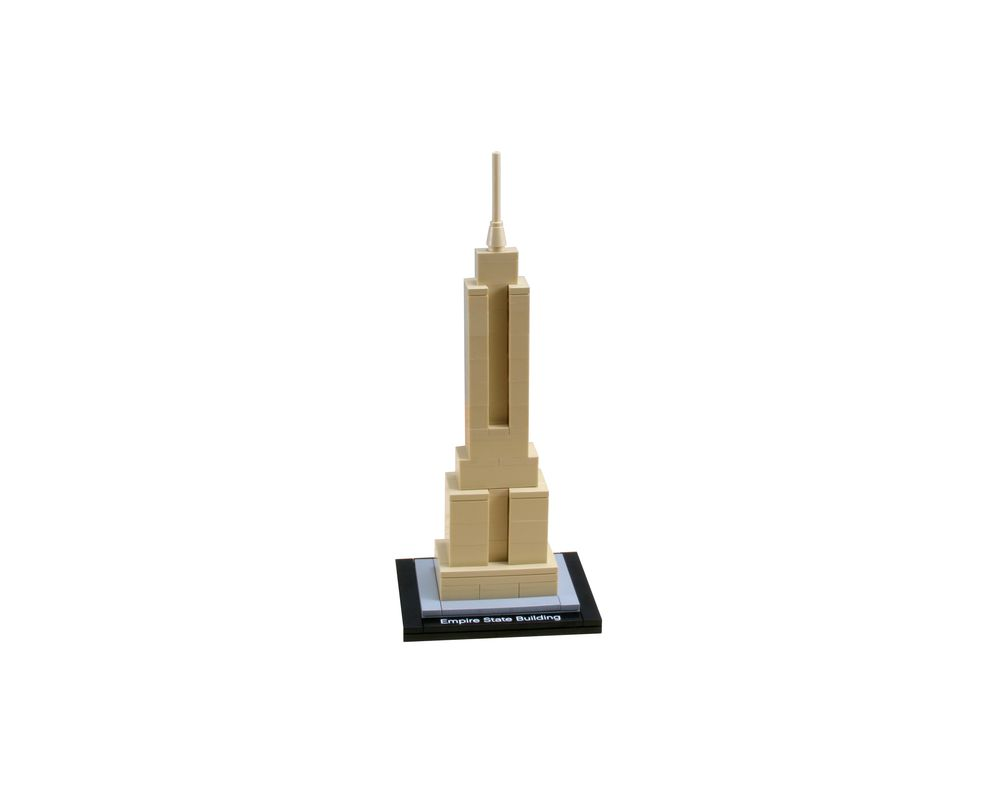 LEGO Set 21002-1 Empire State Building (LEGO - Model)