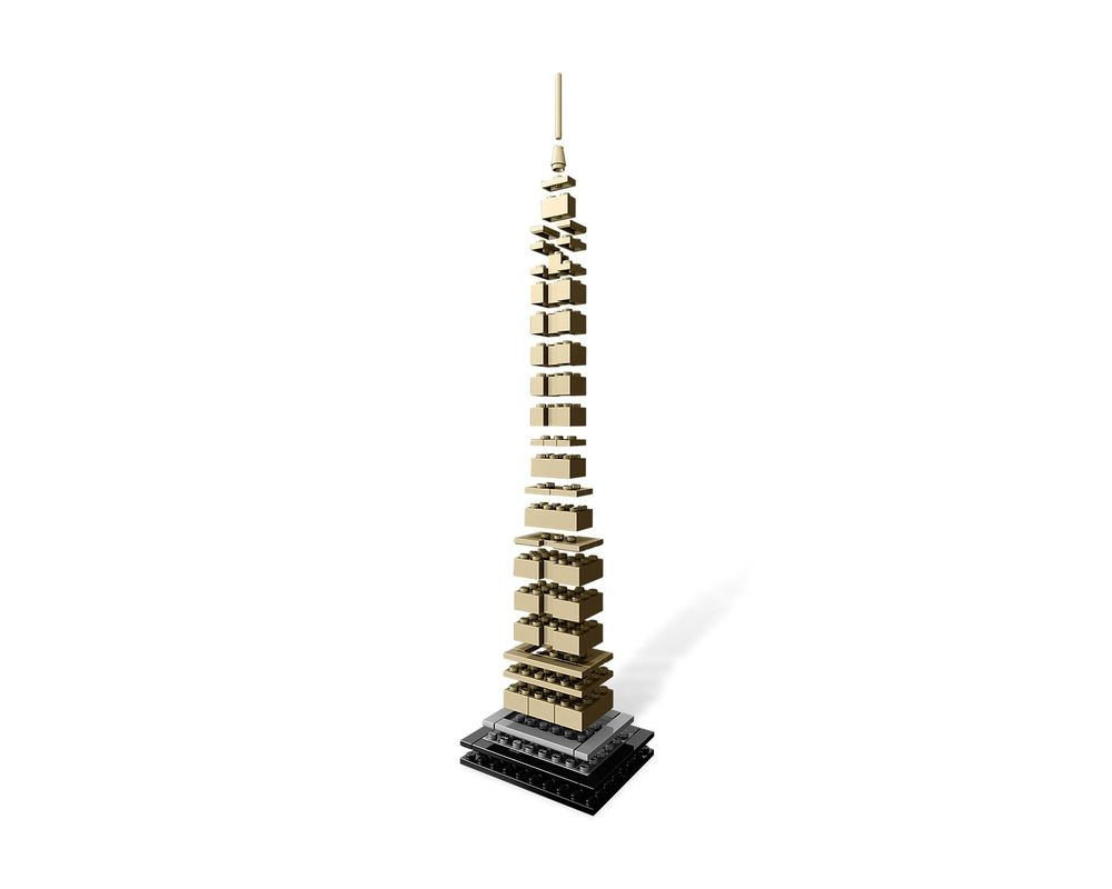 LEGO Set 21002-1 Empire State Building
