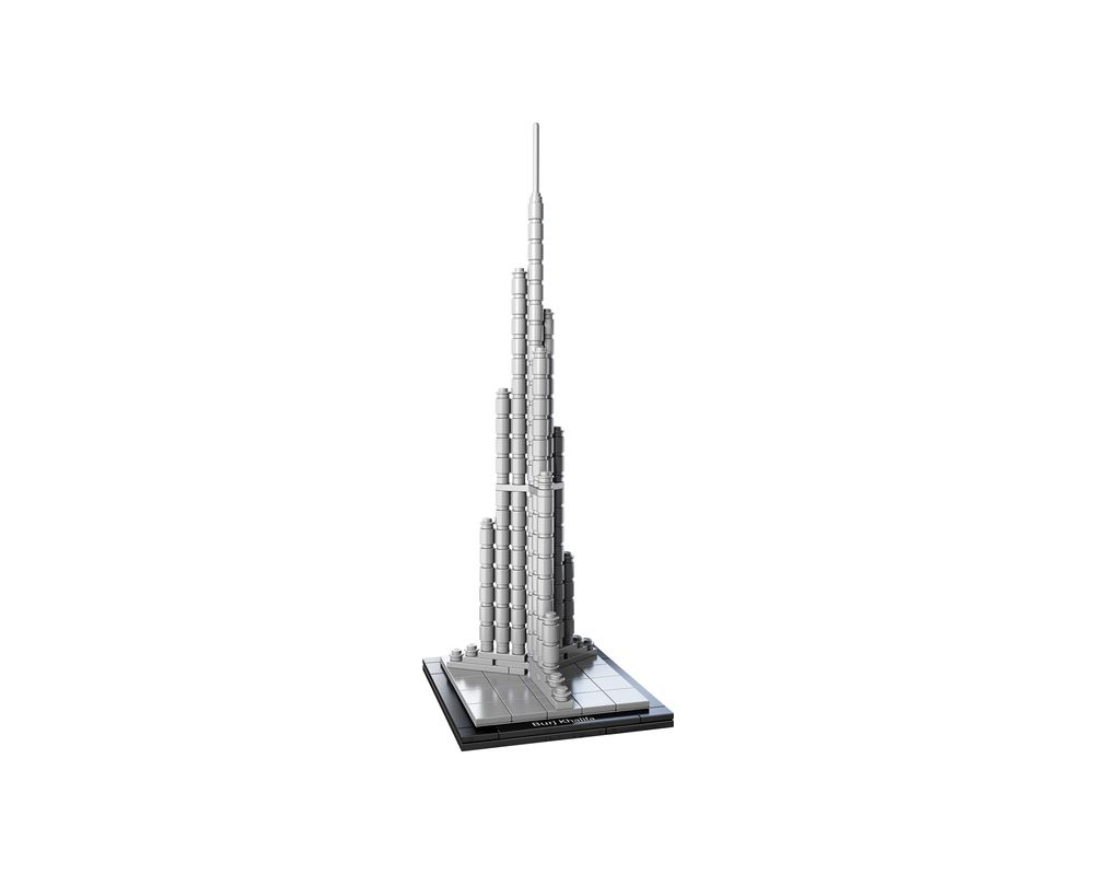 LEGO Set 21008-1 Burj Khalifa (Model - A-Model)