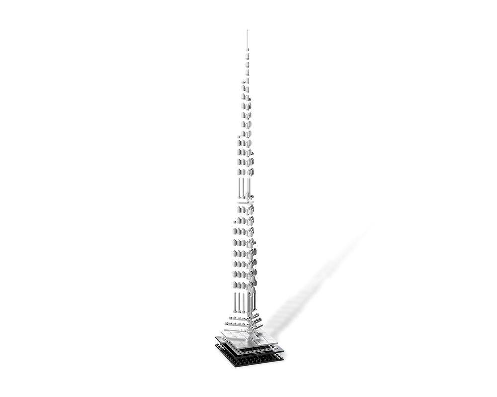 LEGO Set 21008-1 Burj Khalifa