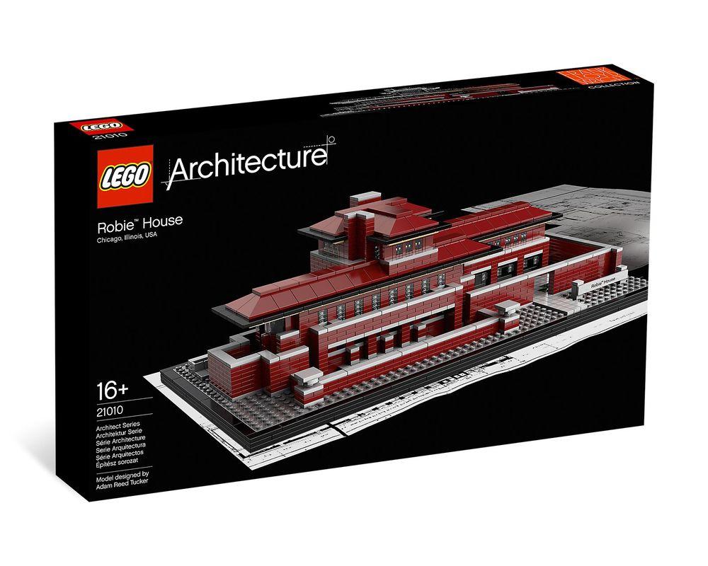 LEGO Set 21010-1 Robie House