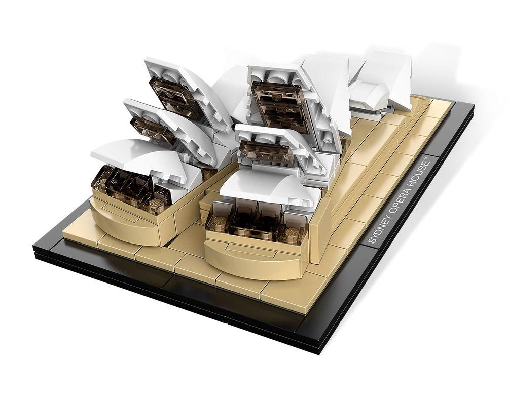 LEGO Set 21012-1 Sydney Opera House