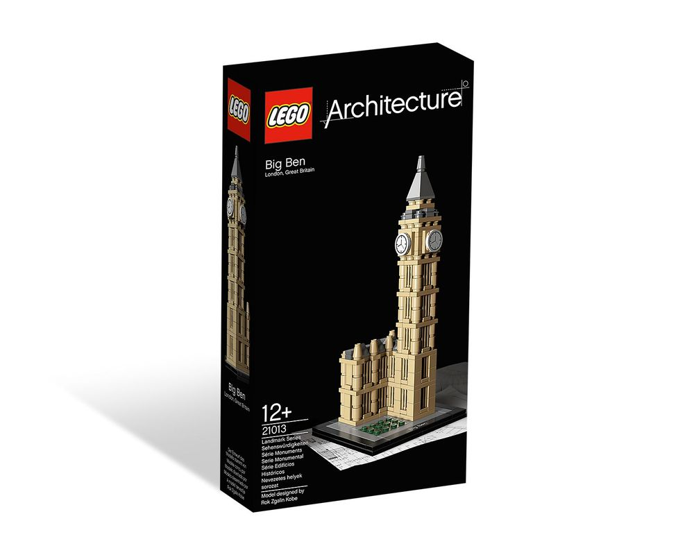 LEGO Set 21013-1 Big Ben