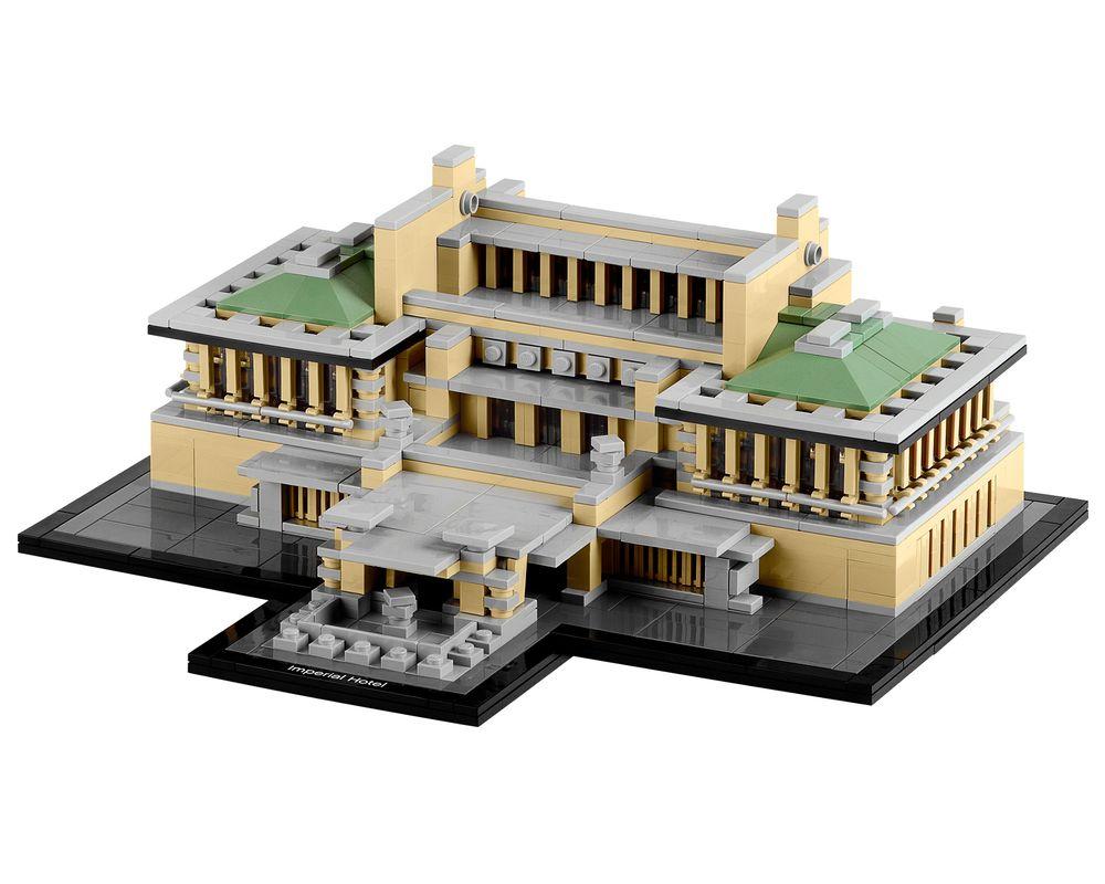 LEGO Set 21017-1 Imperial Hotel (Model - A-Model)