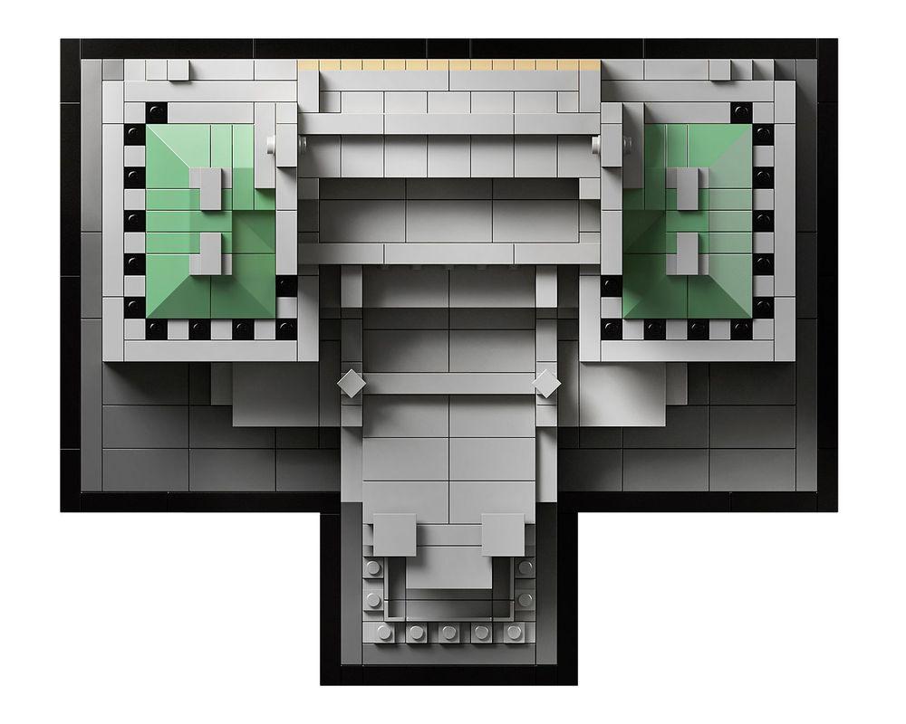 LEGO Set 21017-1 Imperial Hotel