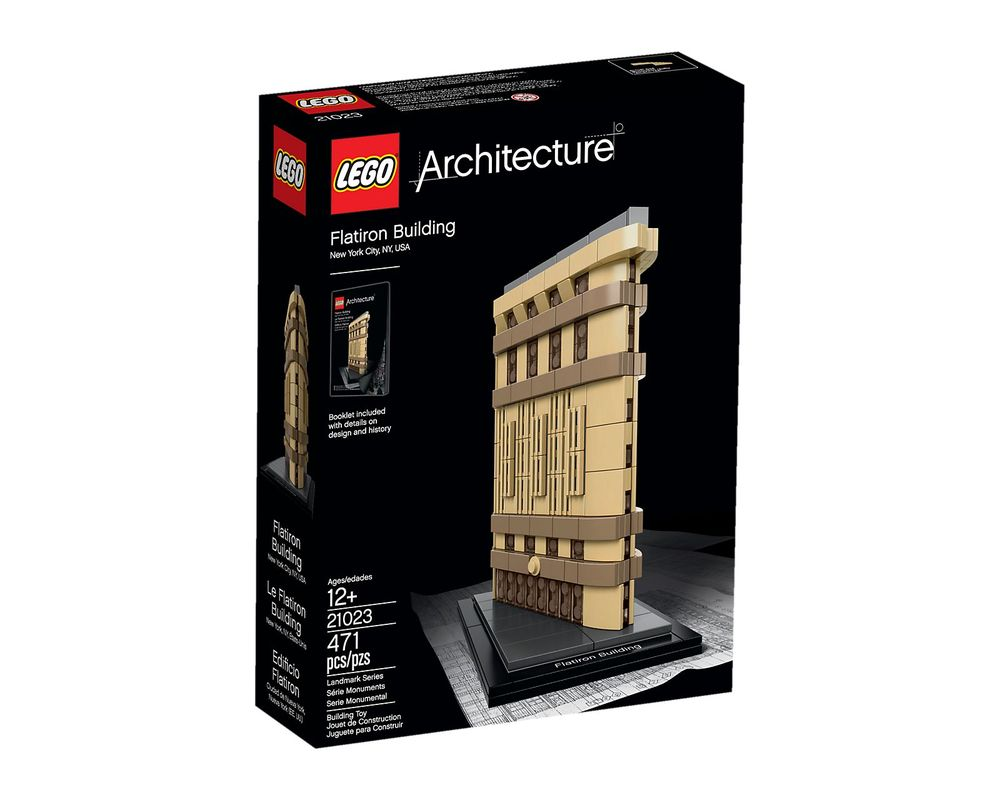 LEGO Set 21023-1 Flatiron Building