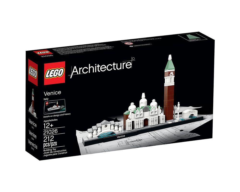 LEGO Set 21026-1 Venice
