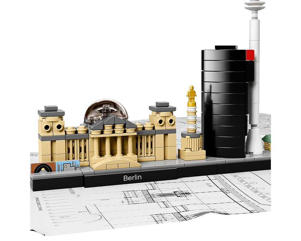 LEGO Set 21027-1 Berlin
