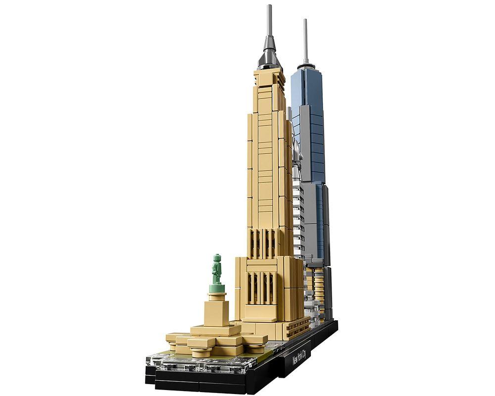 LEGO Set 21028-1 New York City