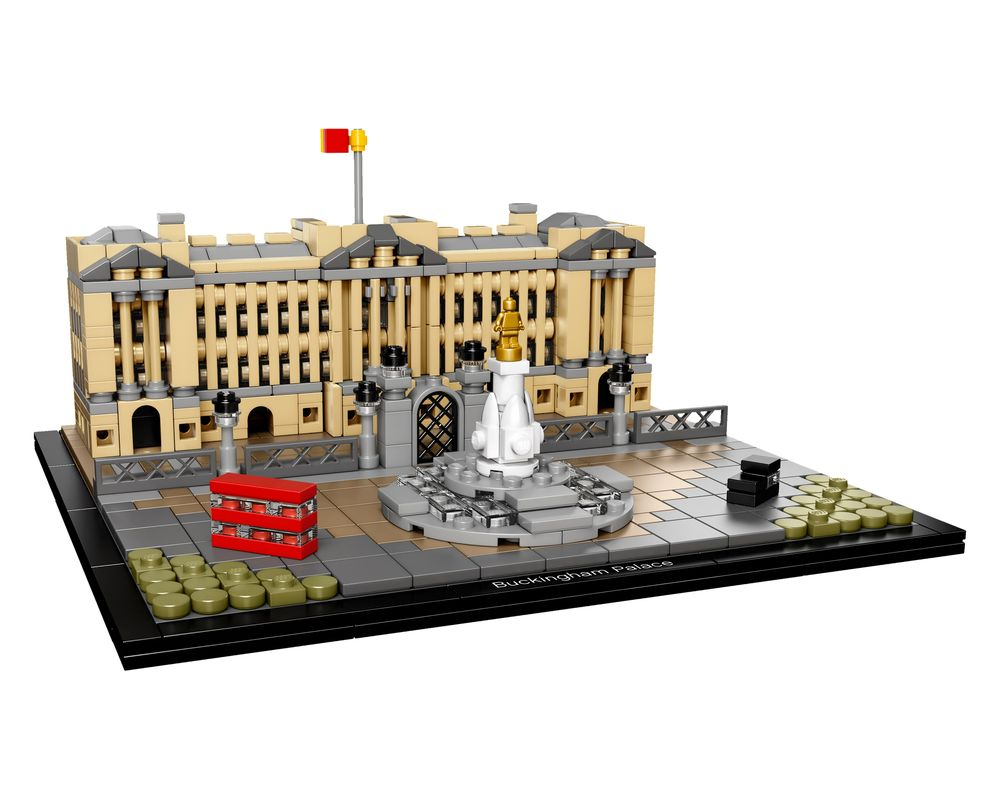 LEGO Set 21029-1 Buckingham Palace (Model - A-Model)