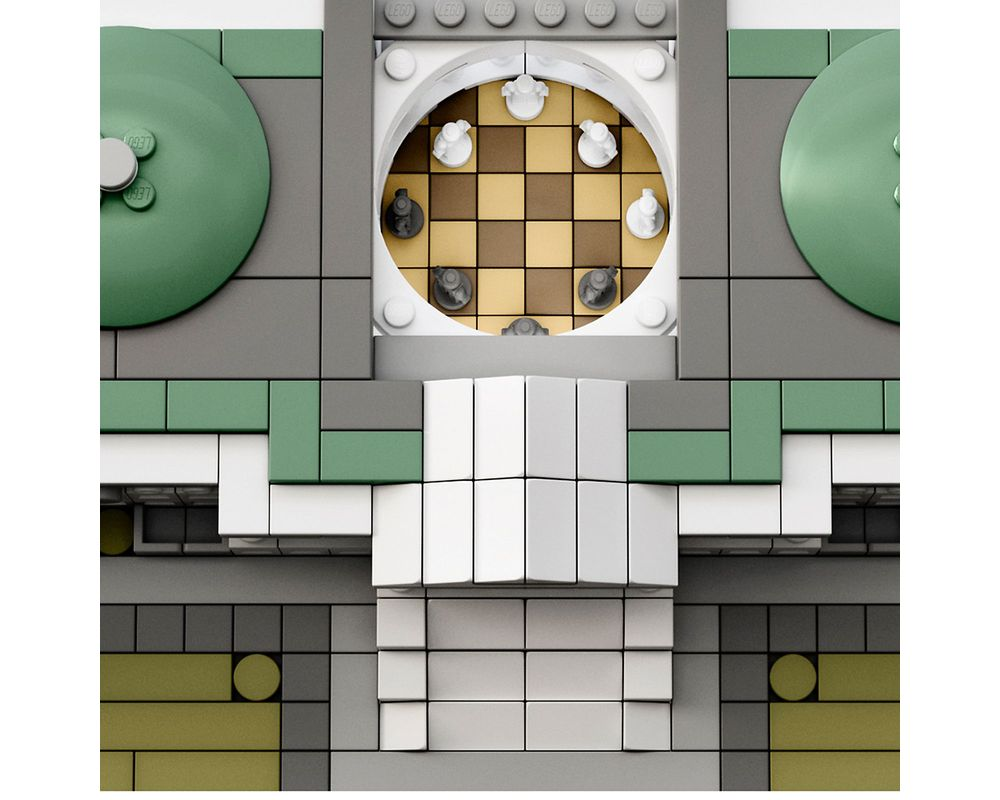 LEGO Set 21030-1 United States Capitol Building