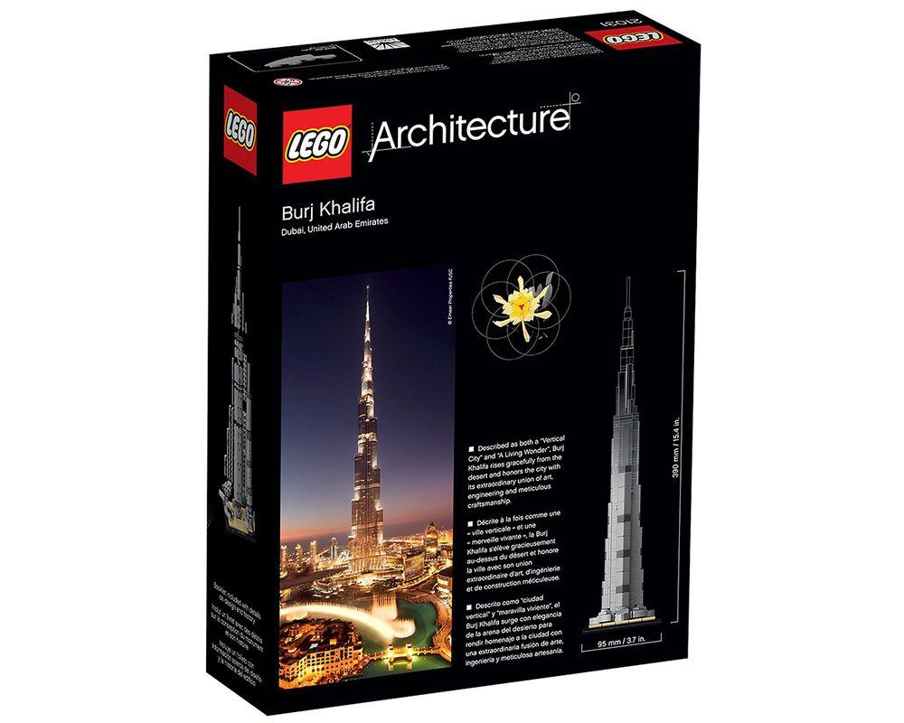LEGO Set 21031-1 Burj Khalifa