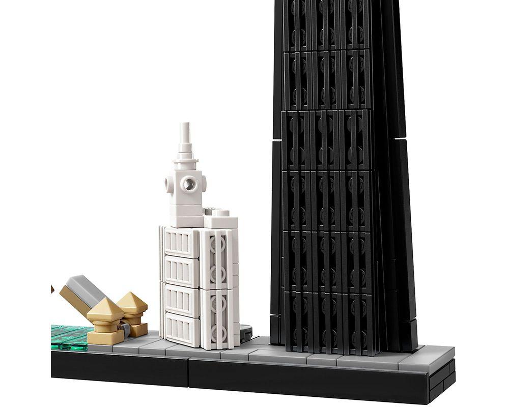 LEGO Set 21033-1 Chicago