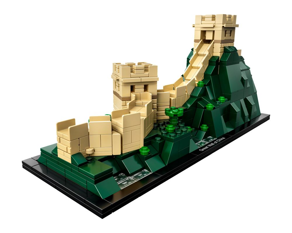 LEGO Set 21041-1 Great Wall of China (Model - A-Model)