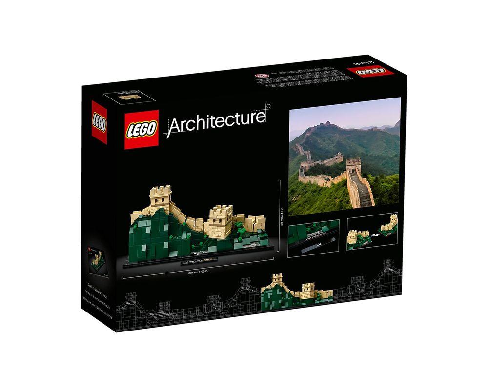 LEGO Set 21041-1 Great Wall of China