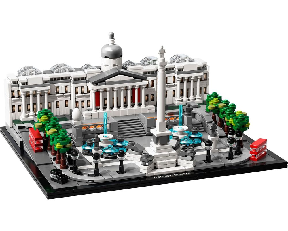 LEGO Set 21045-1 Trafalgar Square (Model - A-Model)