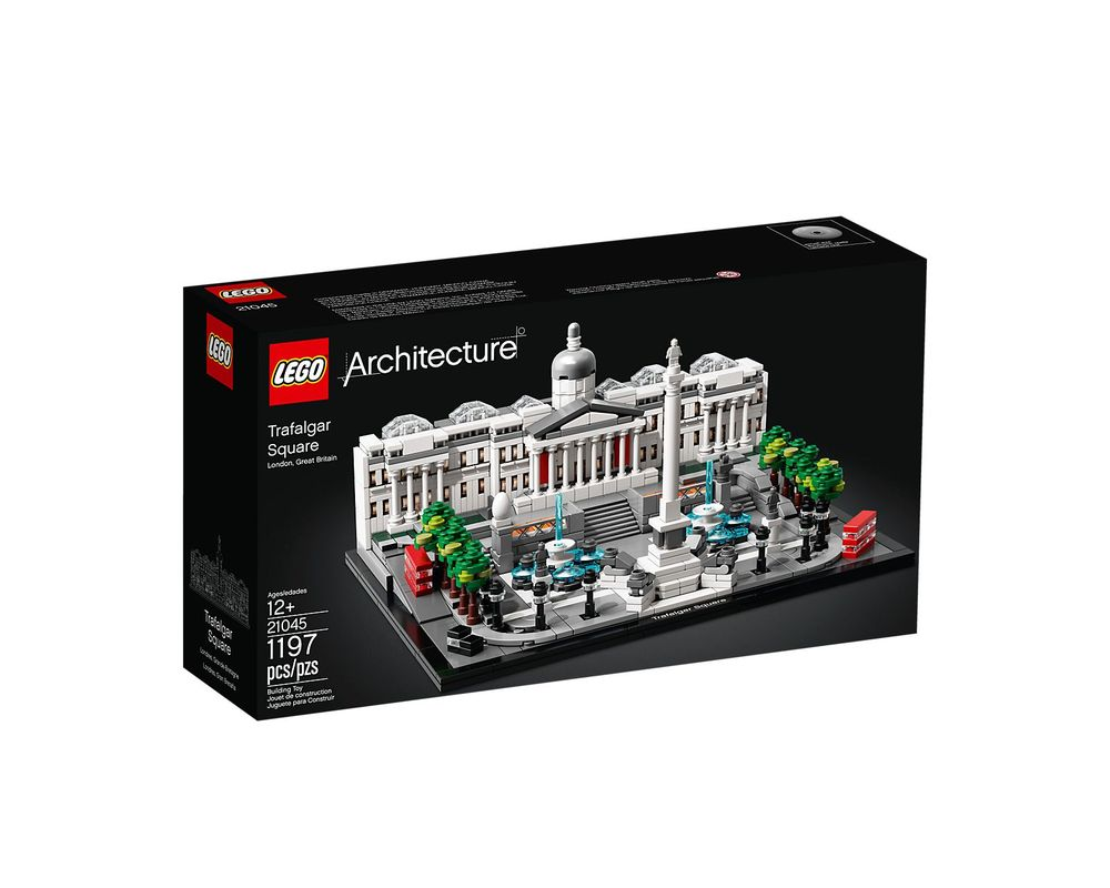 LEGO Set 21045-1 Trafalgar Square