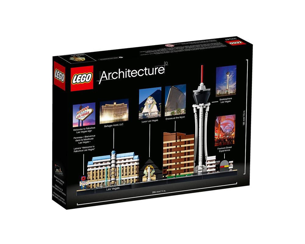 LEGO Set 21047-1 Las Vegas