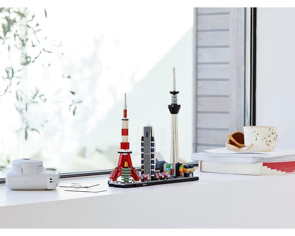 LEGO Set 21051-1 Tokyo (Model - Other)