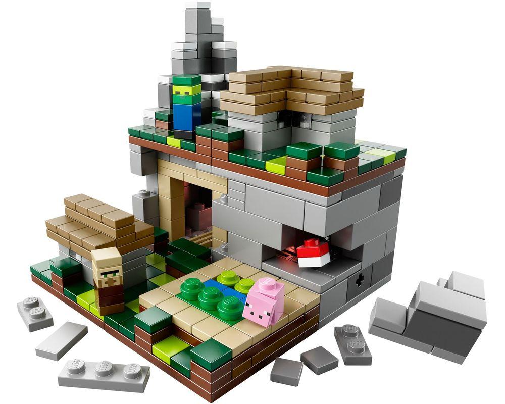 LEGO Set 21105-1 Micro World - The Village (LEGO - Model)