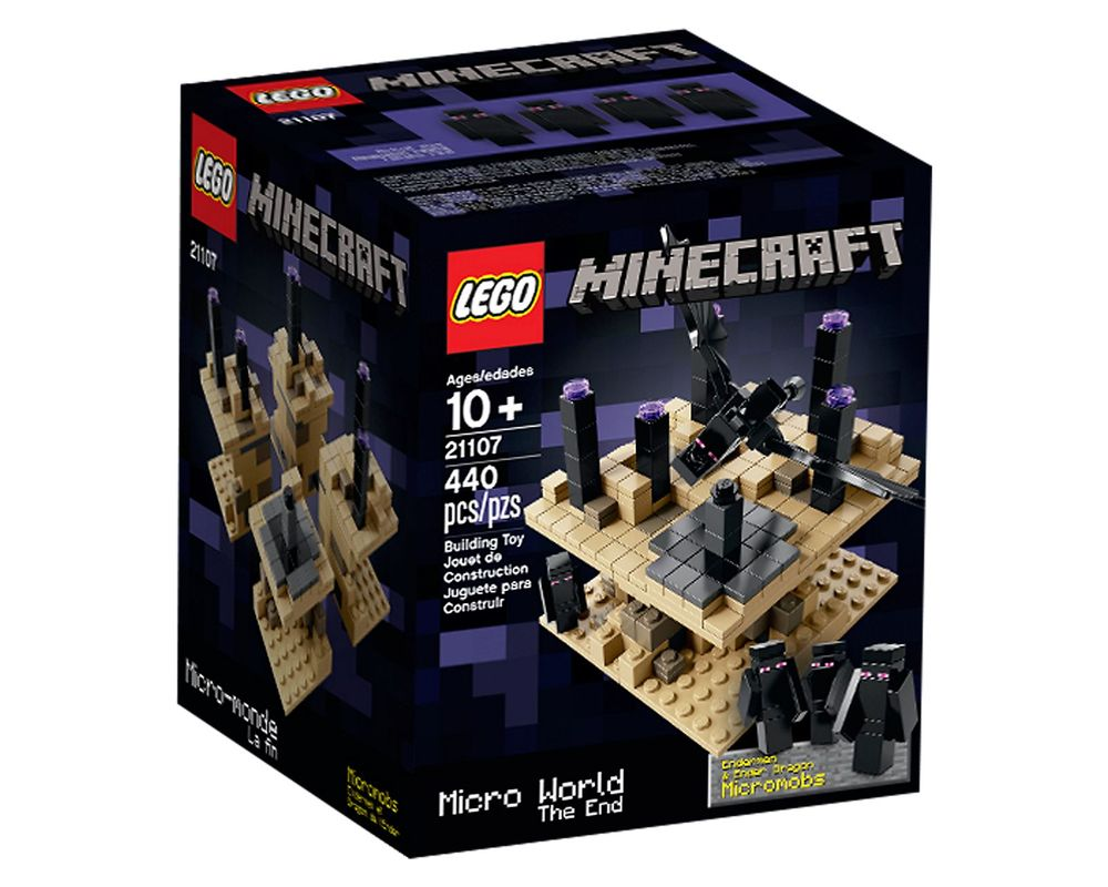 LEGO Set 21107-1 Micro World - The End
