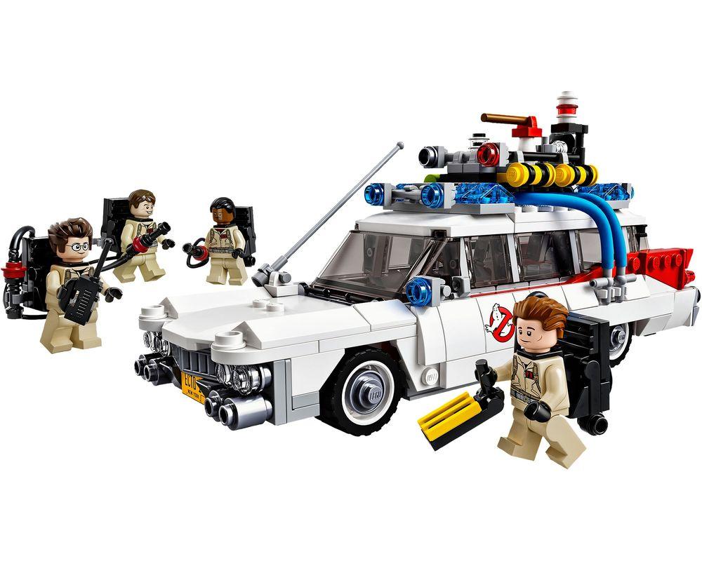 LEGO Set 21108-1 Ghostbusters Ecto-1 (Model - A-Model)