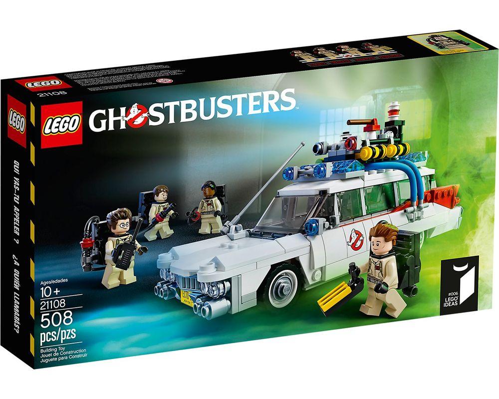 LEGO Set 21108-1 Ghostbusters Ecto-1