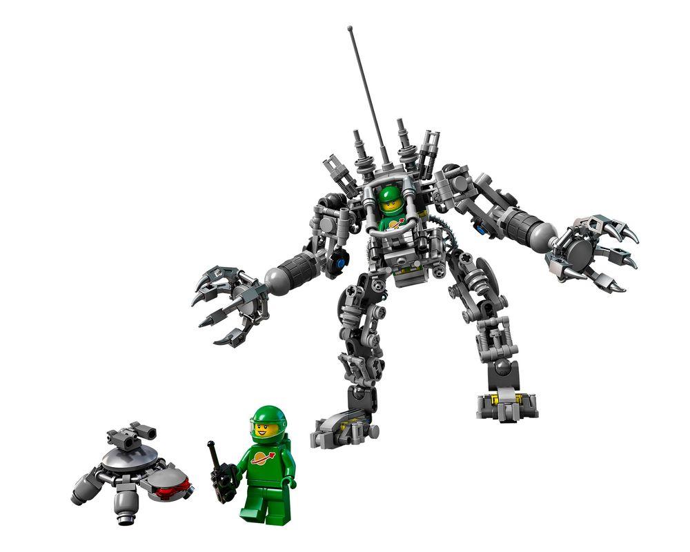 LEGO Set 21109-1 Exo-Suit (LEGO - Model)