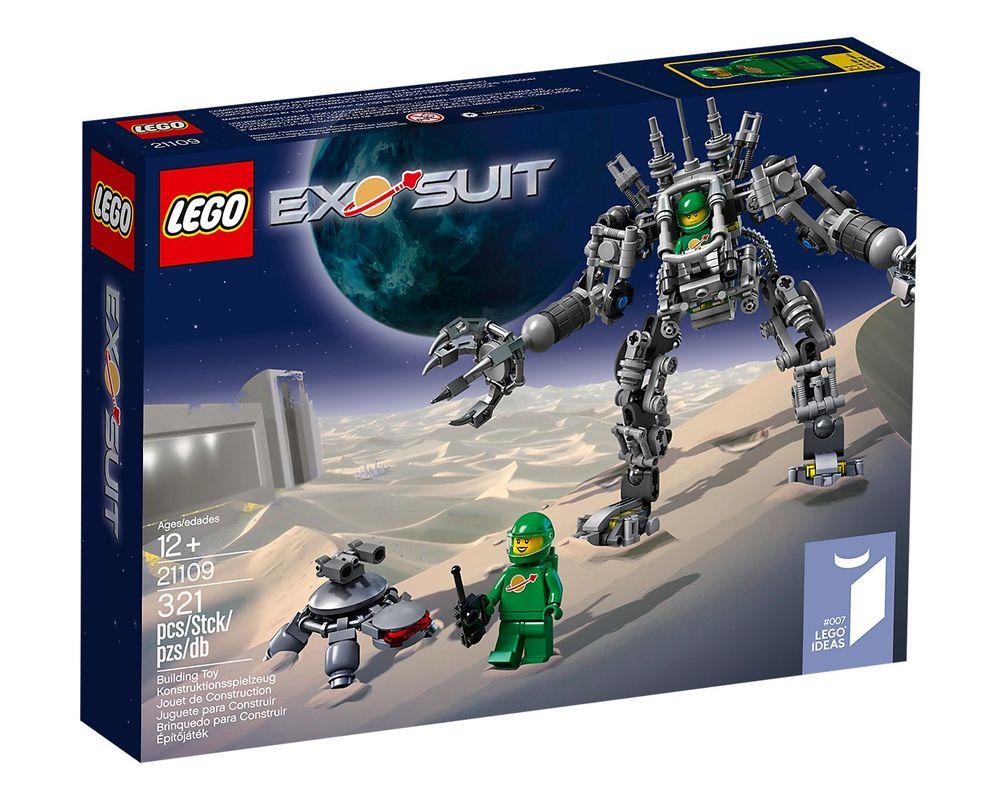 LEGO Set 21109-1 Exo-Suit