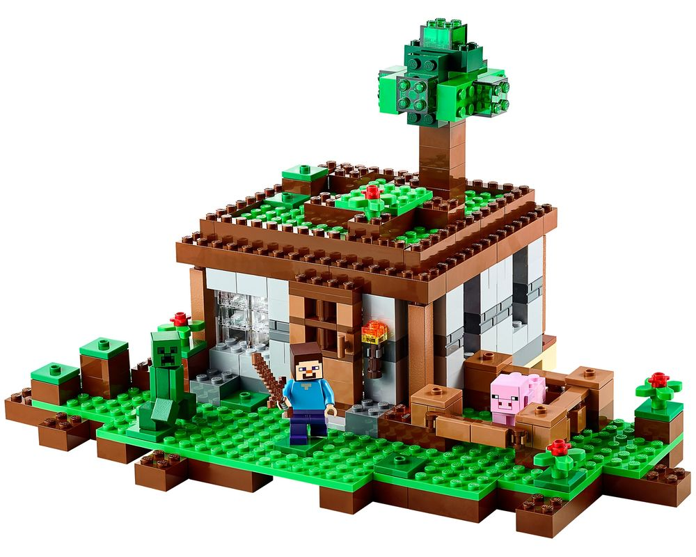 LEGO Set 21115-1 The First Night (Model - A-Model)