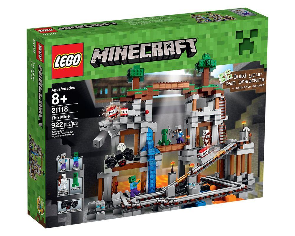 LEGO Set 21118-1 The Mine