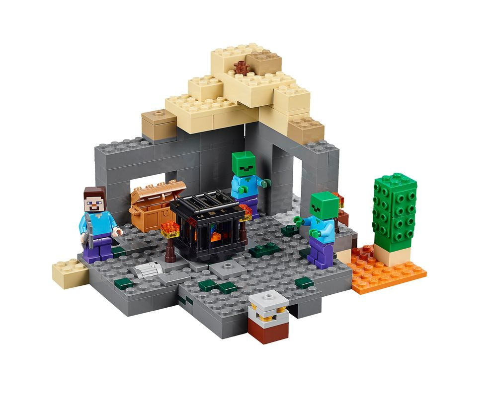 LEGO Set 21119-1 The Dungeon (LEGO - Model)