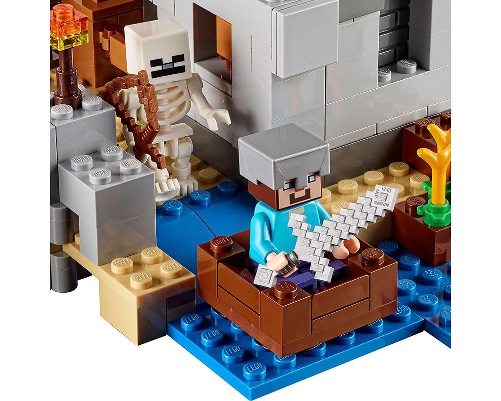 LEGO Set 21121-1 The Desert Outpost