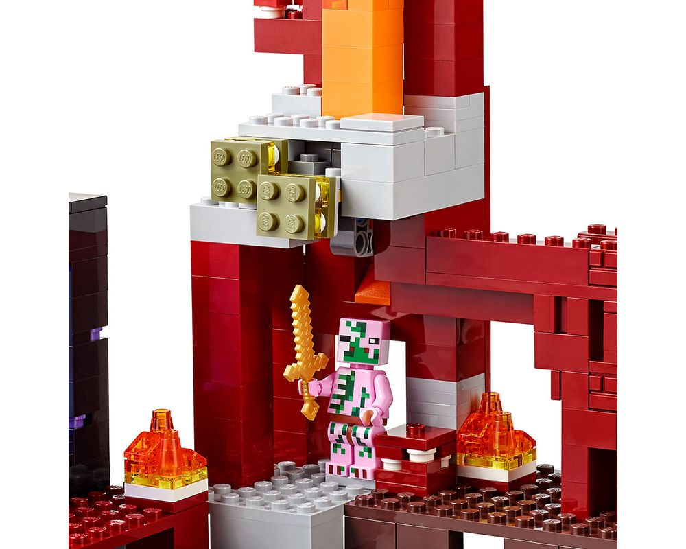 LEGO Set 21122-1 The Nether Fortress