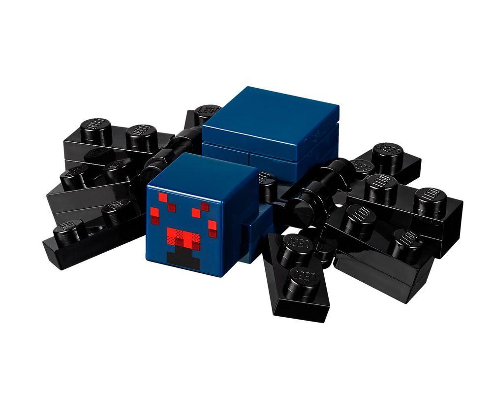 LEGO Set 21124-1 The End Portal