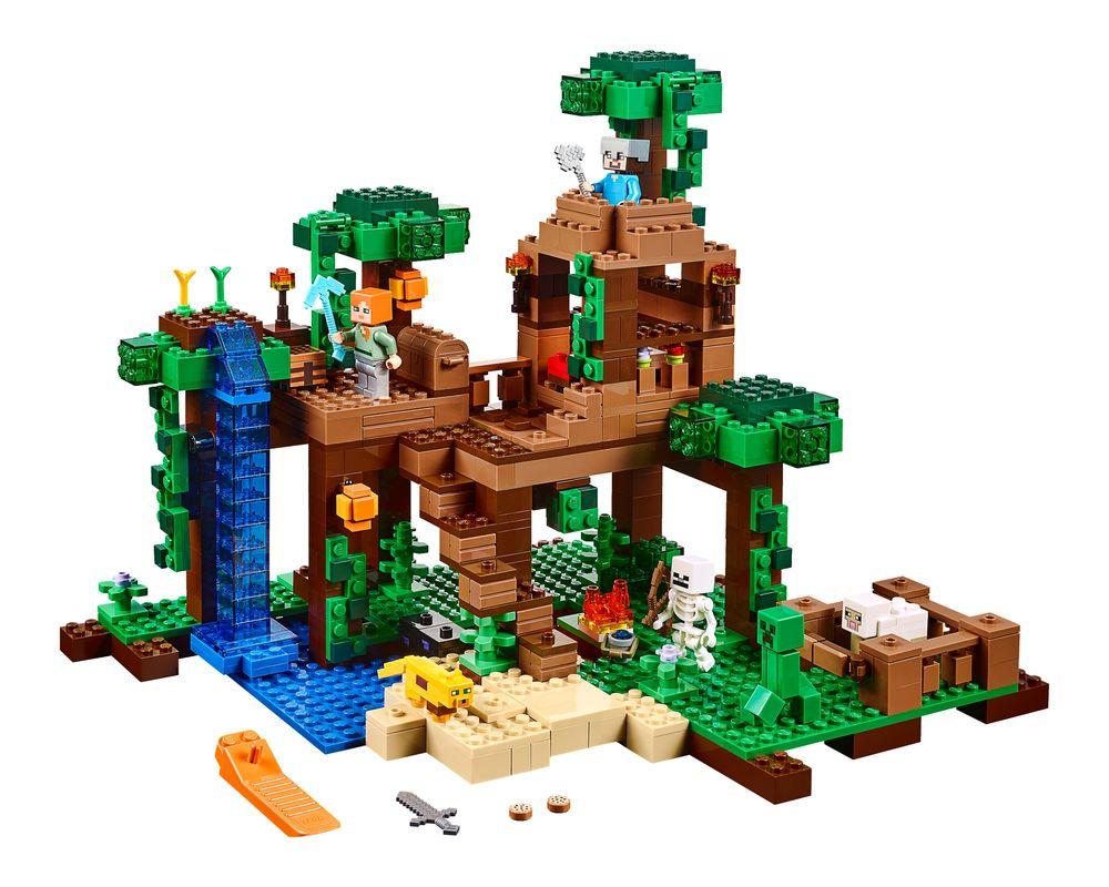LEGO Set 21125-1 The Jungle Tree House (LEGO - Model)