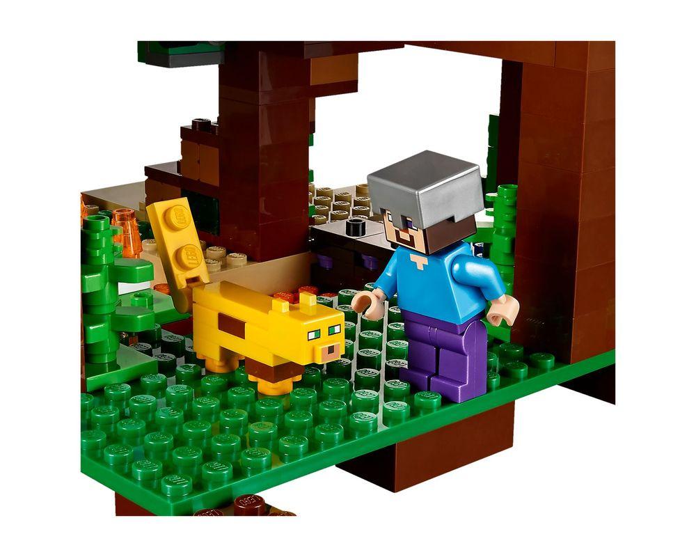 LEGO Set 21125-1 The Jungle Tree House