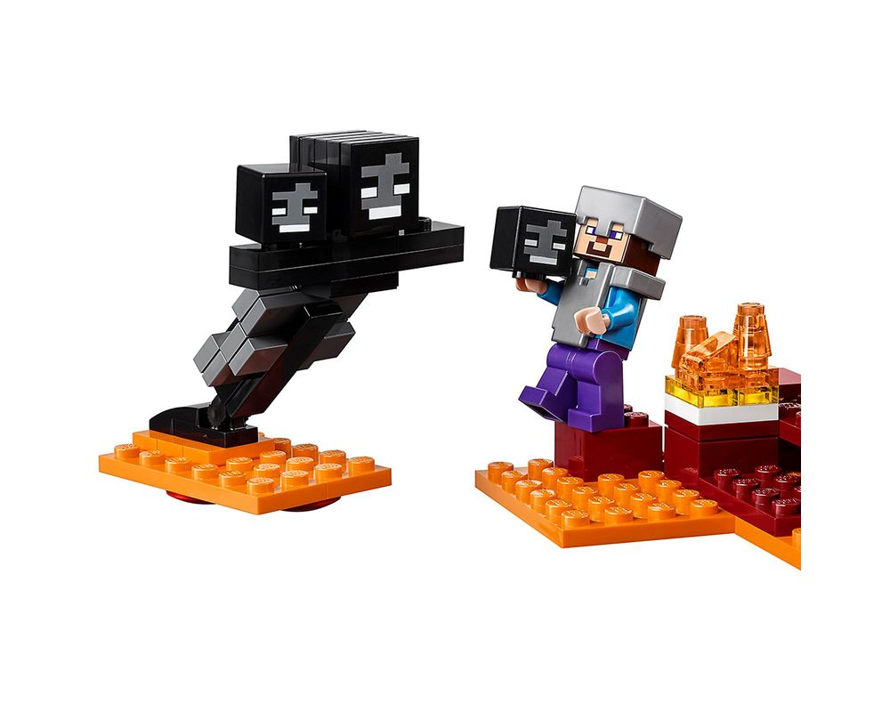 LEGO Set 21126-1 The Wither