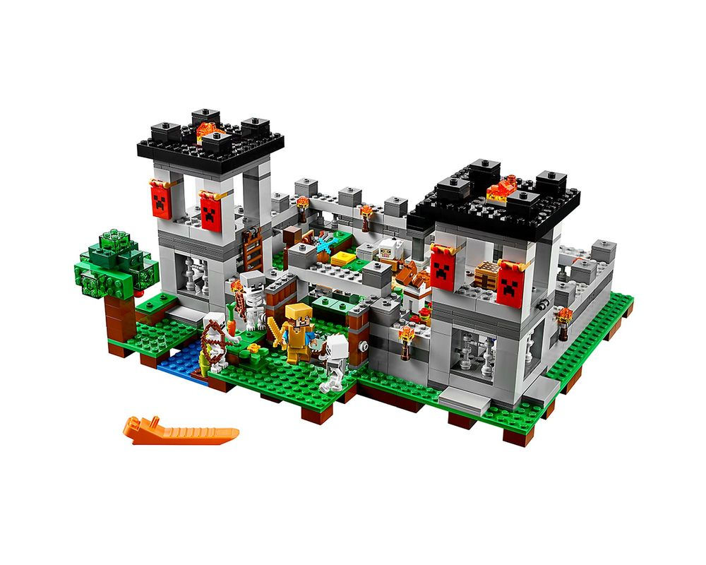LEGO Set 21127-1 The Fortress