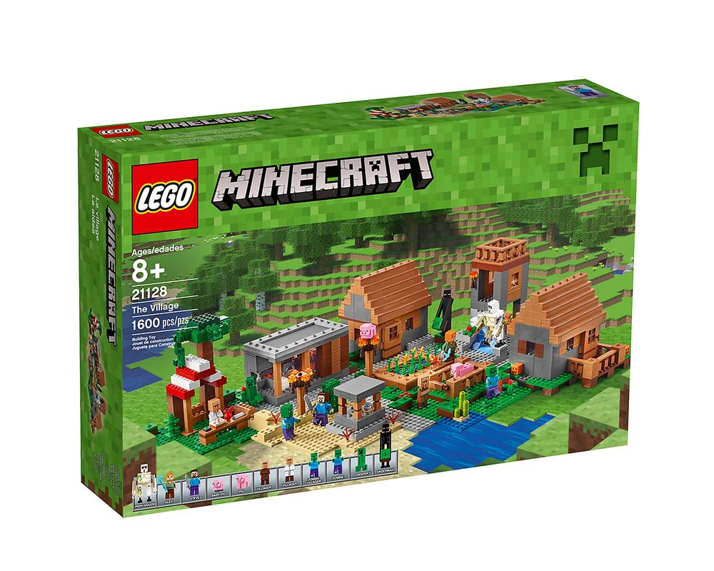 LEGO Set 21128-1 The Village