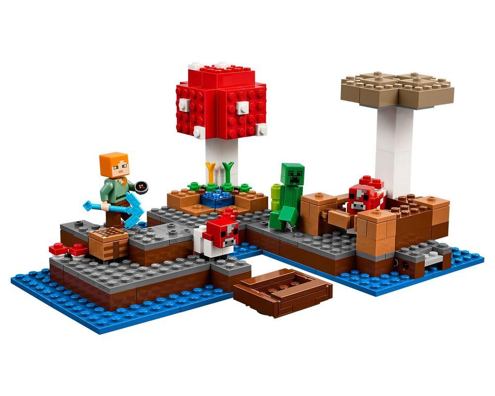 LEGO Set 21129-1 The Mushroom Island