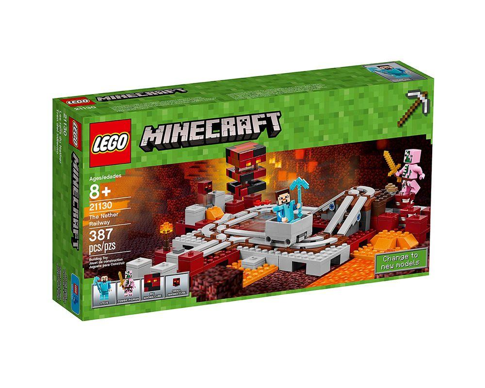 LEGO Set 21130-1 The Nether Railway