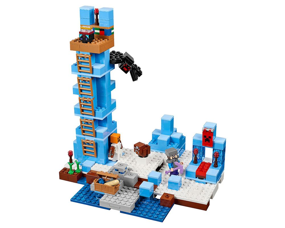 LEGO Set 21131-1 The Ice Spikes